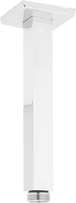 Square ceiling shower arm 20cm