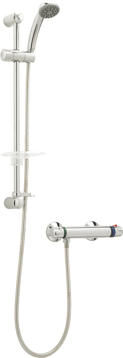 COMBI BAR SHOWER WITH SINGLE MODE KIT