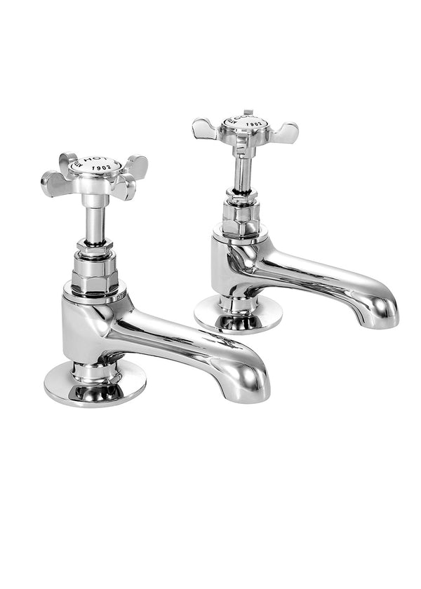 Coronation basin taps