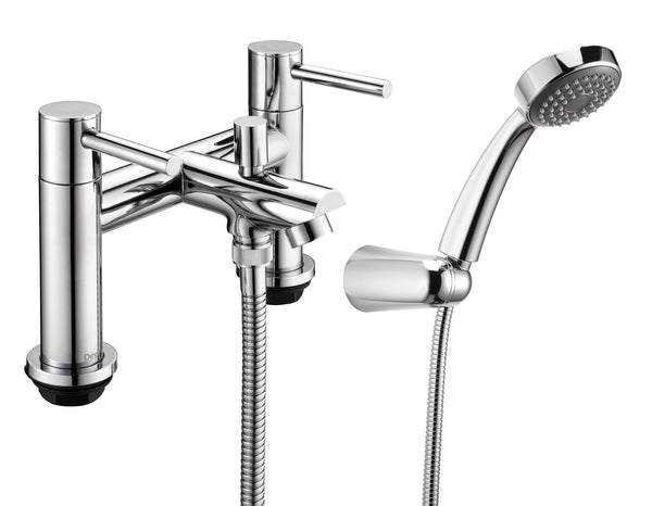 Insignia deck mounted bath shower mixer