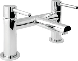 Insignia deck mounted bath filler
