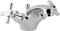 MILAN MONO BASIN MIXER WITH POP UP WASTE
