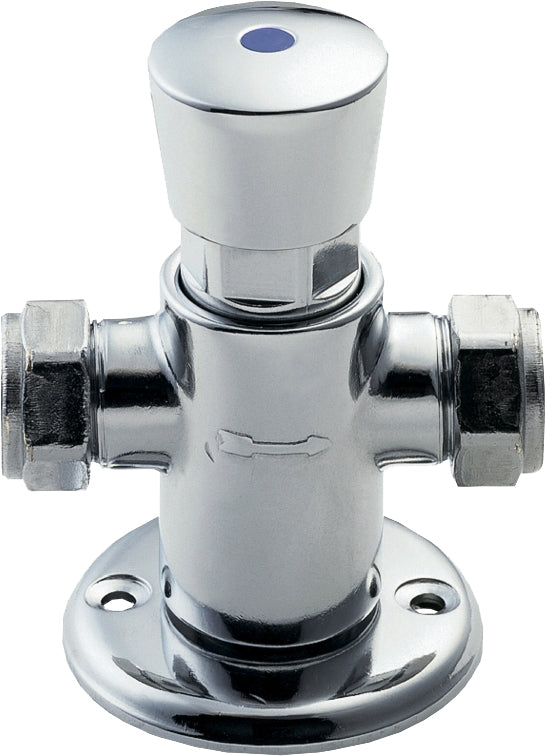NON CONCUSSIVE PRE-SET EXPOSED SHOWER VALVE