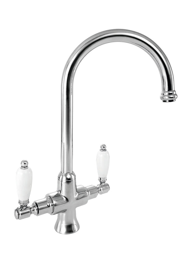 Georgian mono sink mixer