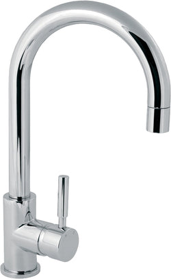 VISION MONO SINK MIXER WITH ARCH SPOUT
