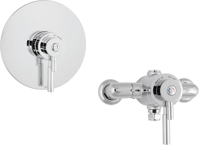 VISION CONCENTRIC SHOWER VALVE