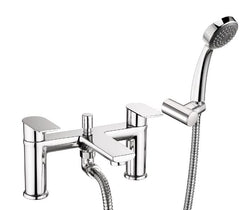 ZONOS DECK MOUNTED BATH SHOWER MIXER