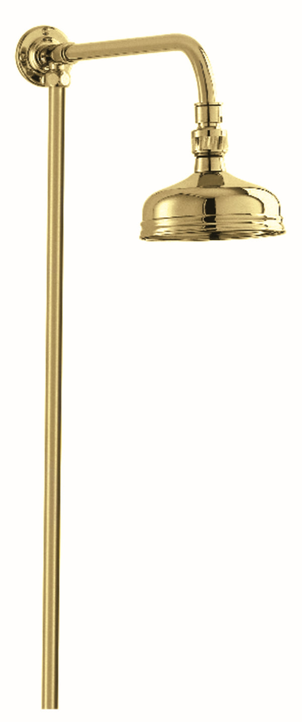 Period style rigid riser kit - Gold