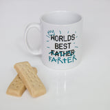 "World's Best ""Father"" Farter Father's Day Mug Gift"