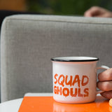 Personalised Halloween Squad Gouls Camping Mug | Not Just A Print