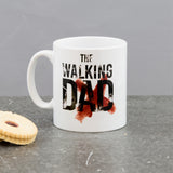 Zombie Mug Inspired By Walking Dead - Walking Dad Mug Personalised - Ideal New Dad Gift For Father's Day