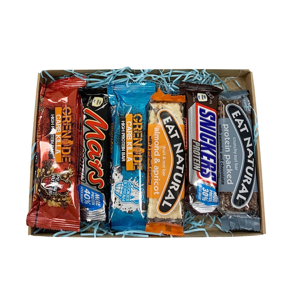 Protein Bar Lovers Sports Food Hamper