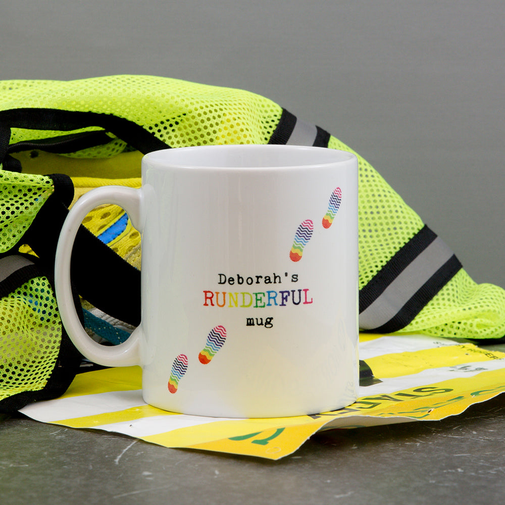 Personalised Running Gift