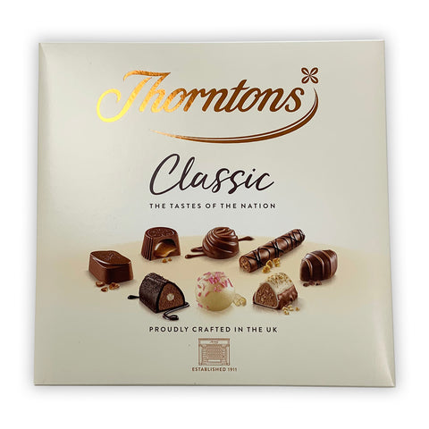 Thorntons Classic Chocolate Selection
