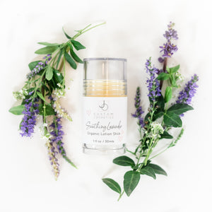 Soothing Lavender - Organic Lotion Stick