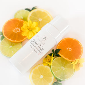 Citrus Twist - Organic Lotion Stick