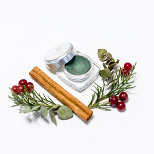 Sparkling Pine Eyeshadow - Exclusive Holiday Collection