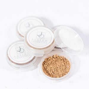 Powder Foundation Sample Set