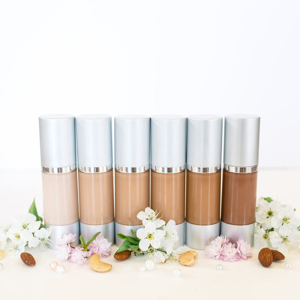 Liquid Foundation - Neutral 1.0