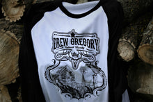 Load image into Gallery viewer, Drew Gregory Hometown Baseball Tee