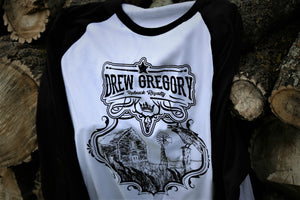 Drew Gregory Hometown Baseball Tee