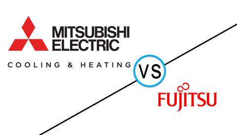 Fujitsu Vs Mitsubishi Mini Splits (Comparison) | Got Ductless