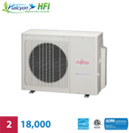 Fujitsu 2-Zone 18,000 BTU Outdoor Unit