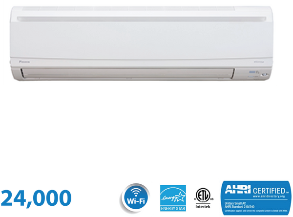 Daikin 24,000 BTU LV Series Wall Mounted Unit