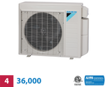 Daikin 4-Zone 36,000 BTU Heat Pump Unit