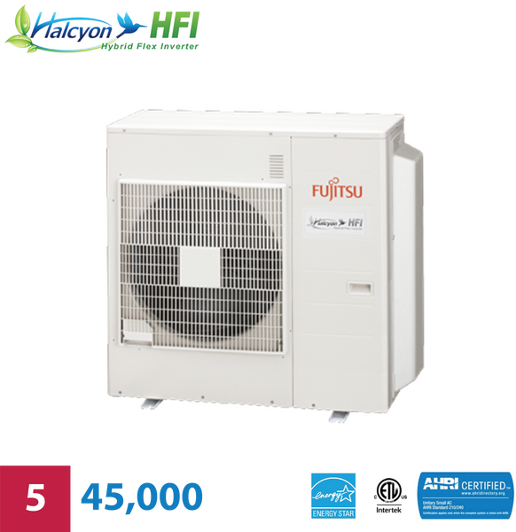Fujitsu 5-Zone 45,000 BTU Outdoor Unit