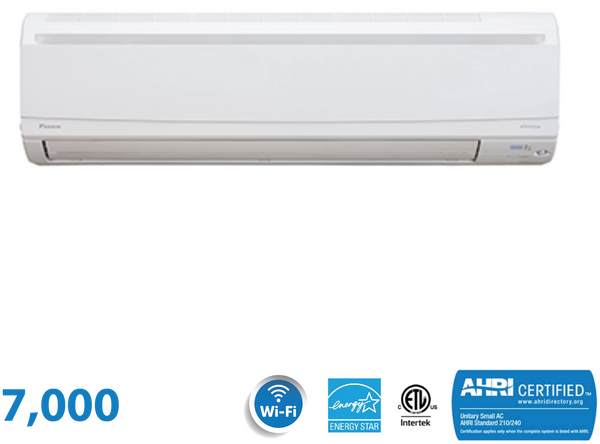 Daikin 7,000 BTU LV Series Wall Mounted Unit