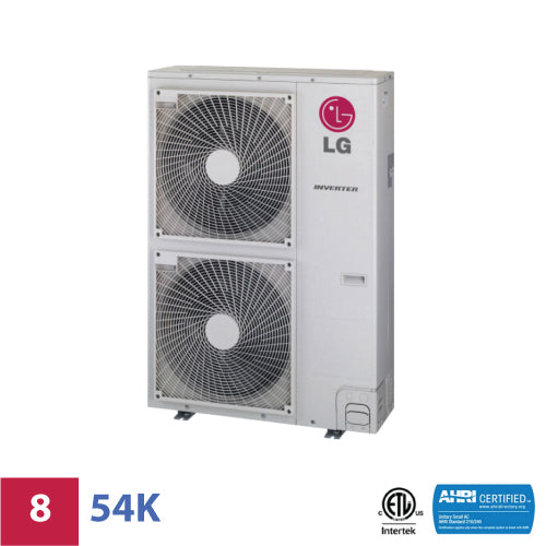 LG 8-Zone 54,000 BTU Outdoor Unit