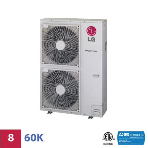 LG 8-Zone 60,000 BTU Outdoor Unit