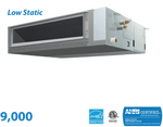 Daikin 9,000 BTU Low-Static Slim Duct Unit