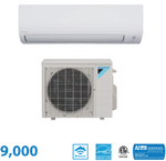 Daikin 9,000 BTU 19 Series Wall Mounted Heat Pump System