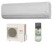 Fujitsu 24,000 BTU 18 SEER Entry Level Wall Mounted Heat Pump System