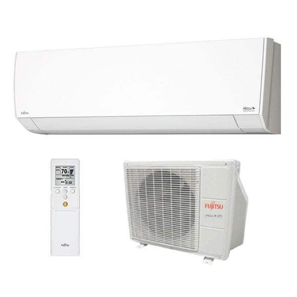 Fujitsu Ductless Wall Mounted 9K High Heat Indoor System with WiFi