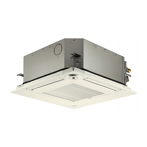 Mitsubishi KF 9,000 BTU Four-Way Ceiling Cassette Unit