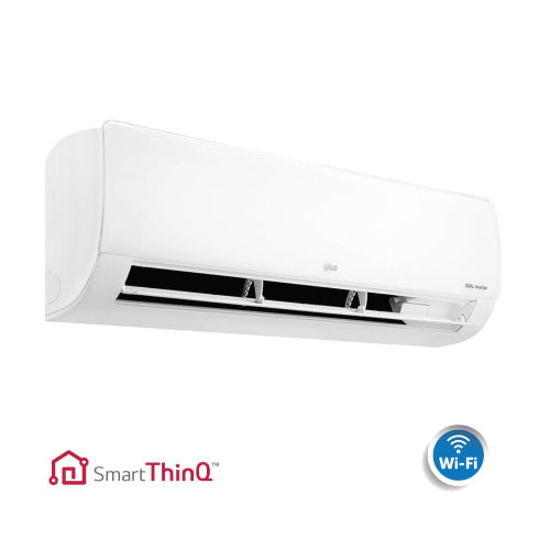 LG High Efficiency 24,000 BTU Wall Mounted Unit With Wi-Fi