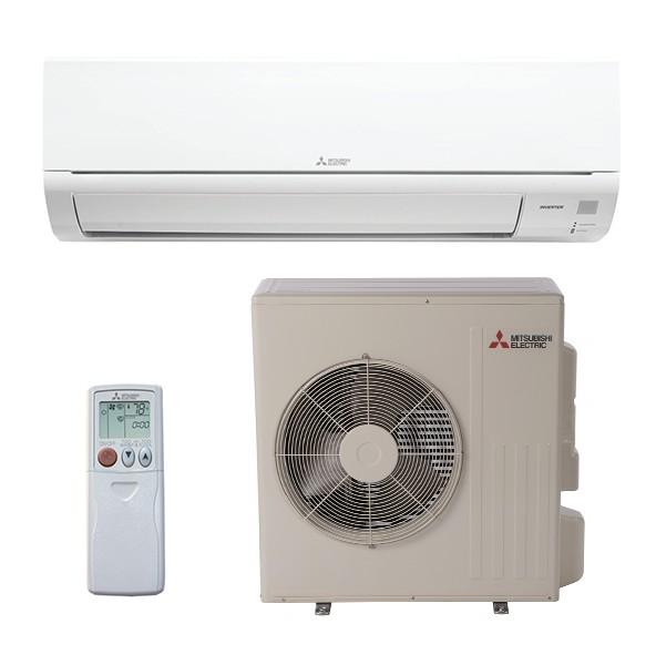 Mitsubishi Ductless 18K High Efficiency System