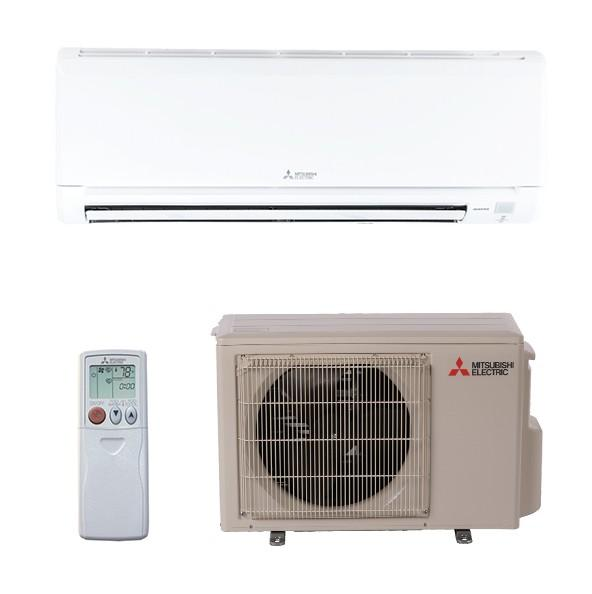 Mitsubishi Ductless 12K High Efficiency System