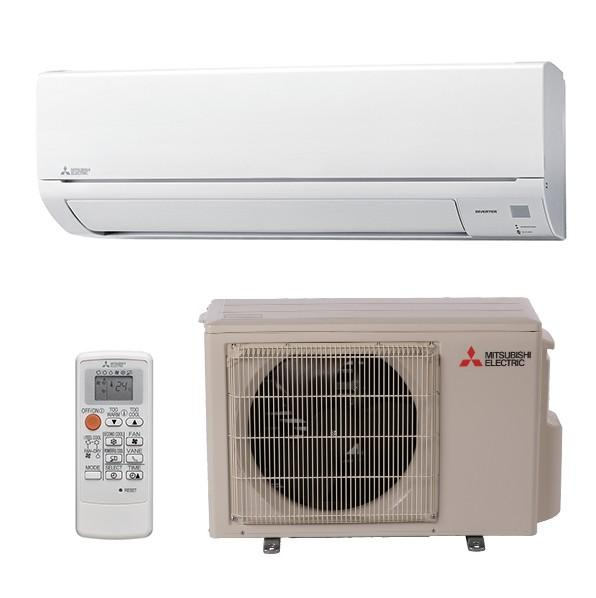 Mitsubishi Ductless 24K System