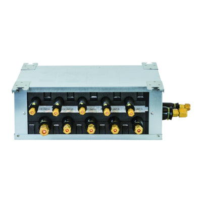 Mitsubishi 5-Port Branch Box Unit For MXZ-C Multi Zone (4 or more Zones) Systems