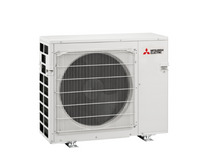 Mitsubishi 36,000 BTU 4-Zone Heat Pump Unit