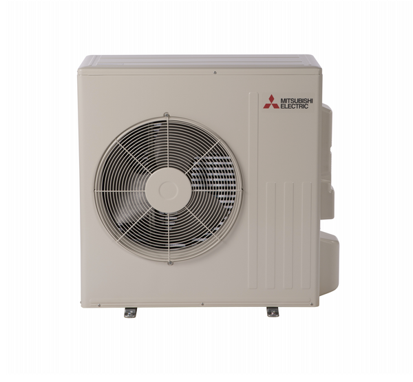 Mitsubishi 20,000 BTU 2-Zone Heat Pump Unit