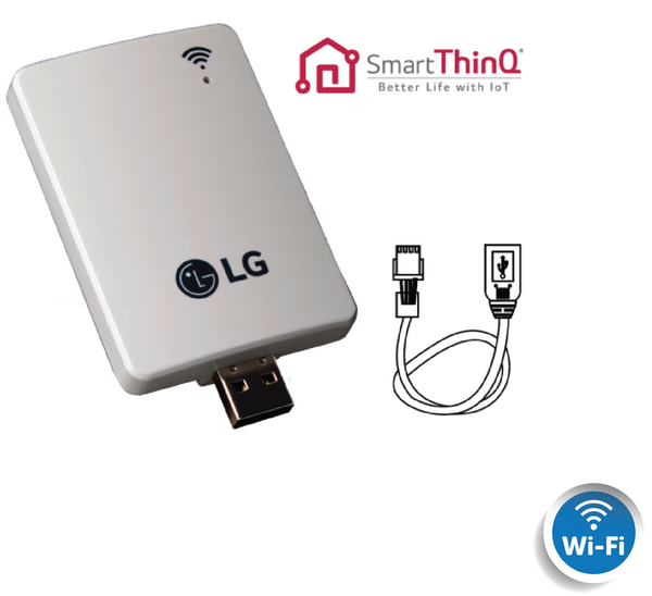 LG WiFi Module with SmartThinQ™ compatibility