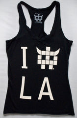 Pitch Black LA Logo Tank