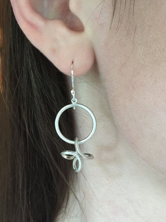 PUDDLE EARRINGS