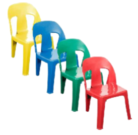 Hola Chair - Virgin - Choose Colour