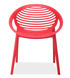 Iris Chair - Red